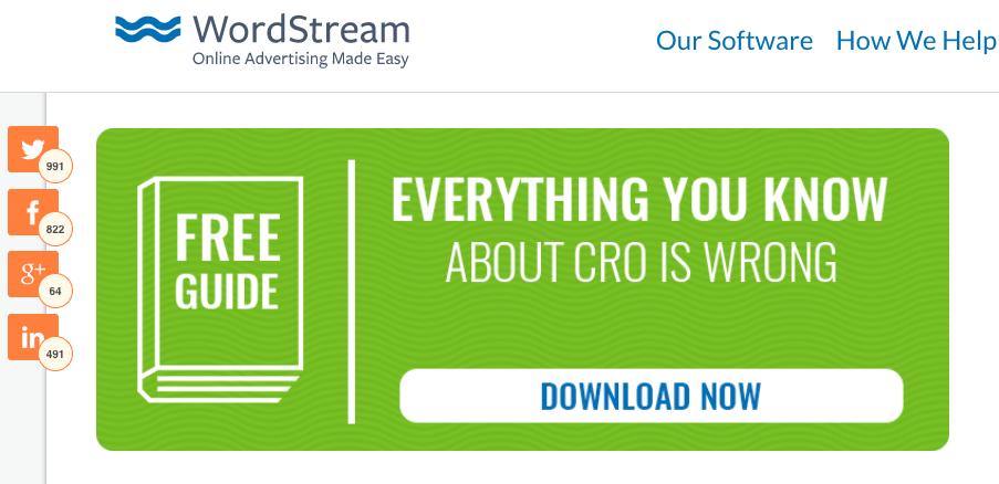 wordstream cro article image