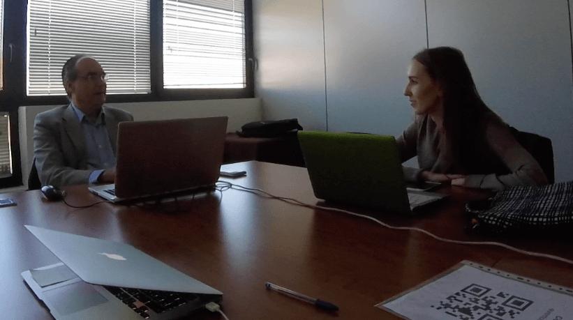 Entrevista Jose M. Jiménez Shaw - presencia en redes sociales