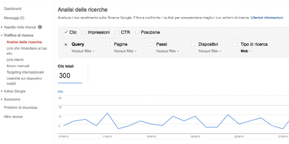 Google Search Console: tool gratis per il Content marketing
