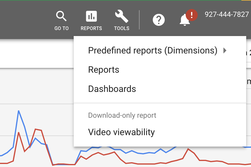 google-ads-predefined-reports