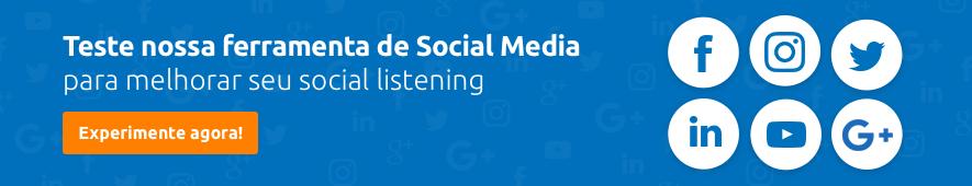 Ouvindo sinais das mídias sociais: exemplos das marcas grandes. Imagem 7