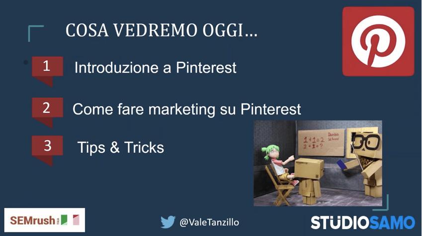 Social media marketing: come usare Pinterest per la tua strategia