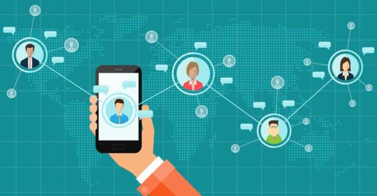 Partage ciblé réseaux sociaux