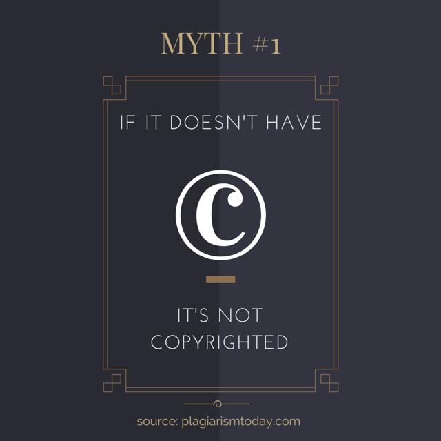 copyright myth 1