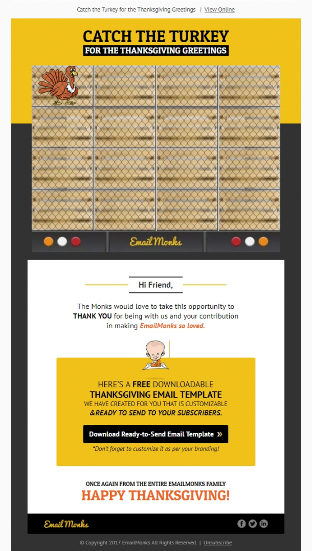 An-Interactive-ThanksGiving-Email-By-EmailMonks