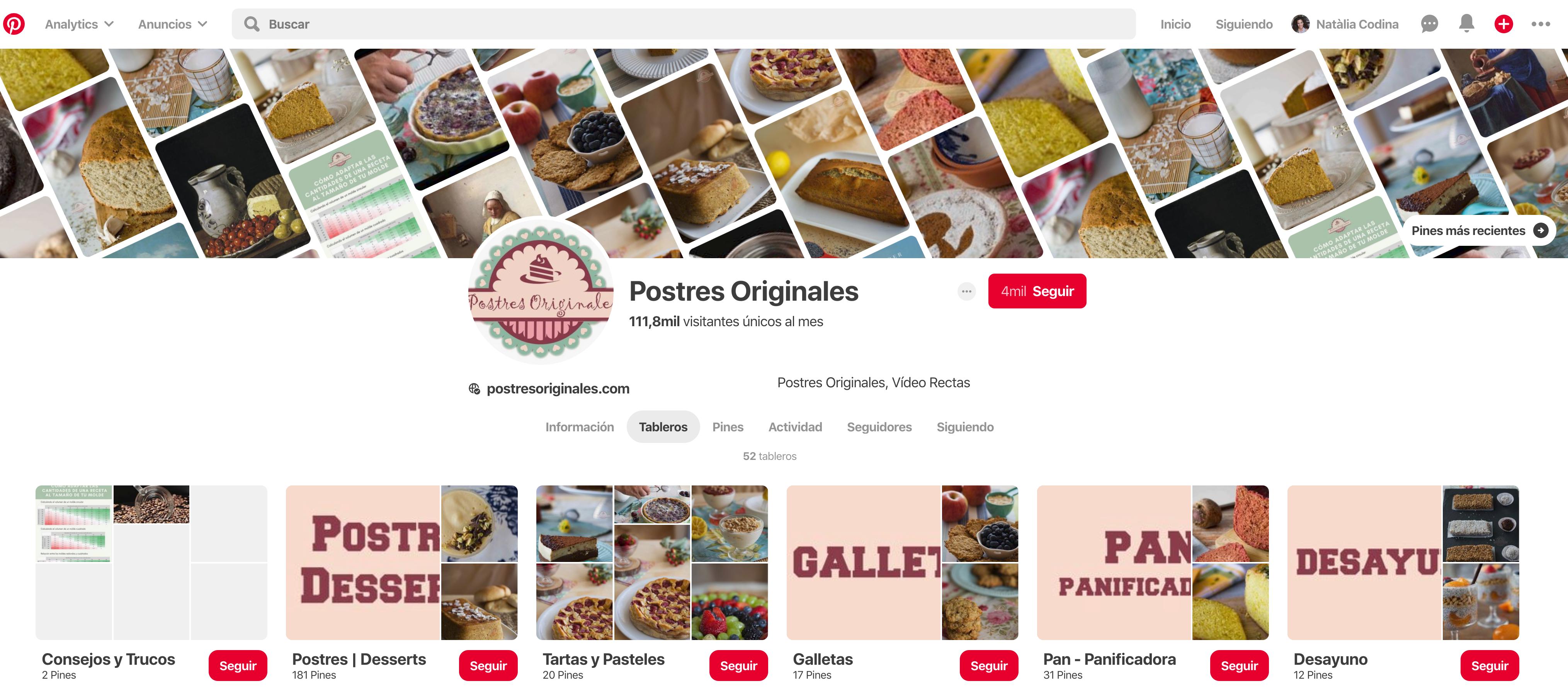 Qué es Pinterest - Plantillas modelo