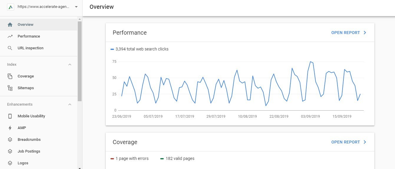 The Definitive Guide to Google Search Console. Image 4