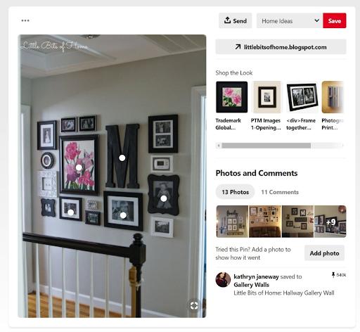 Pinterest Optimization in 2019. Image 3