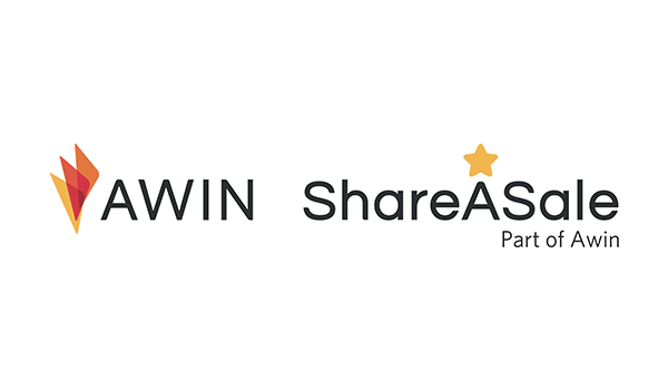 AWIN and ShareASale logos