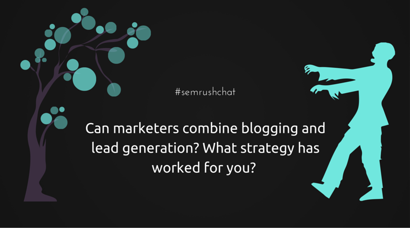 Blogging and lead generations