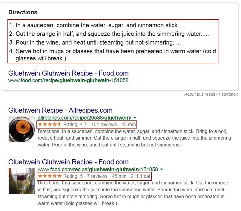 "Get Your Ecommerce Site Ready for Christmas with ""Products"" Rich Snippets. Image 1"