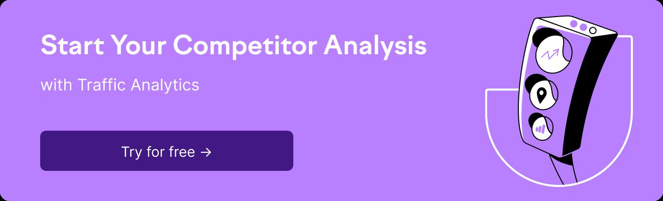 Traffic Analytics banner