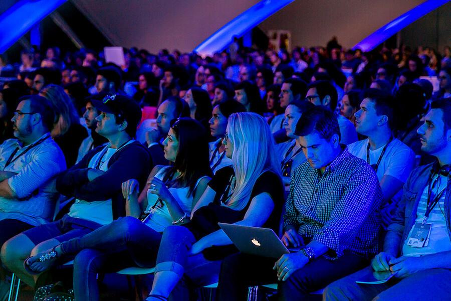 The Inbounder: una platea gremita per ascoltare tutto sull'inbound marketing