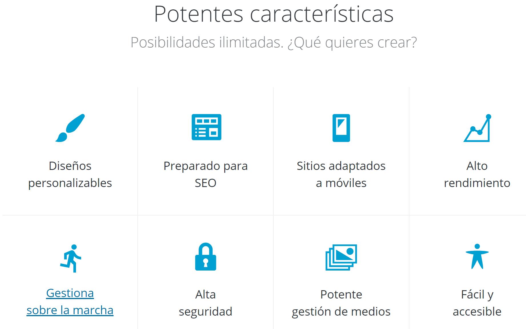 Wordpress SEO checklist - Potentes características