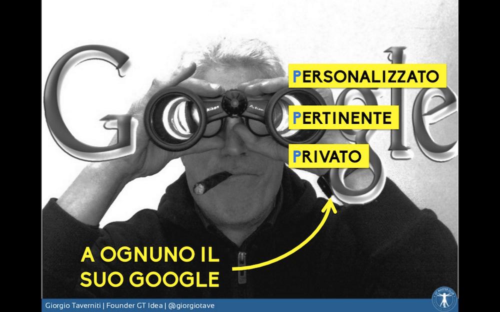 SERP: le 3P di Google
