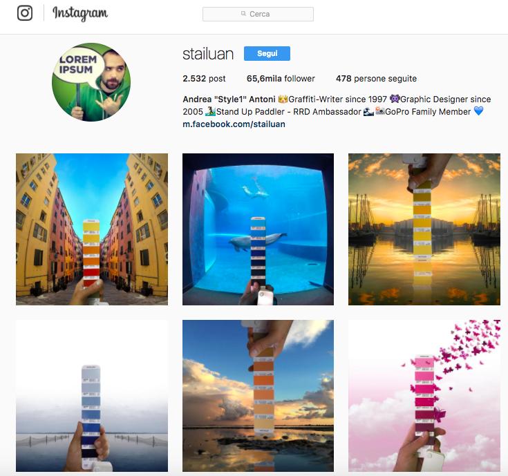 Stailuan: pagine Instagram interessanti da seguire