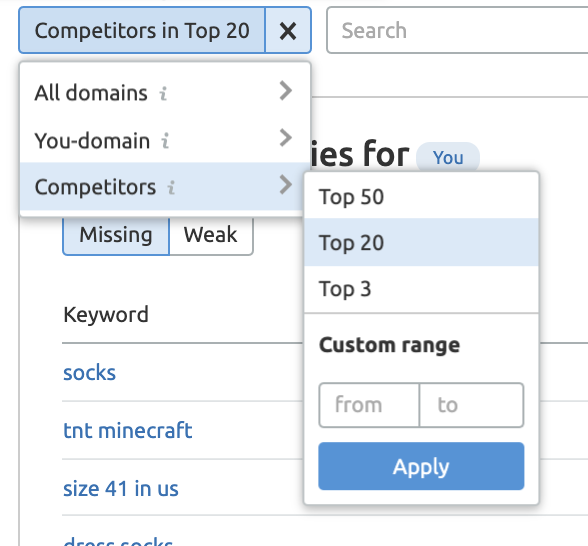 Competitor Analysis: Keywords and Backlinks 画像 8