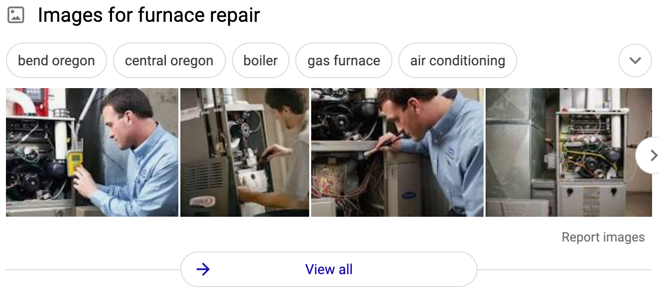 images for furnace repair keyword on serp
