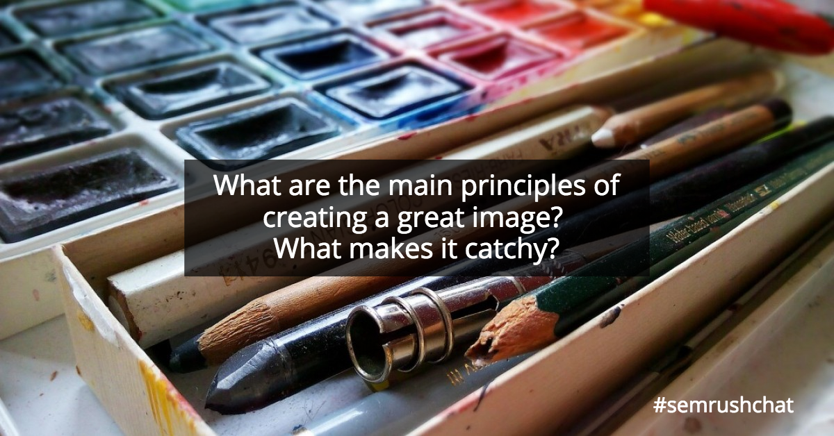 The main principles of creating a great image