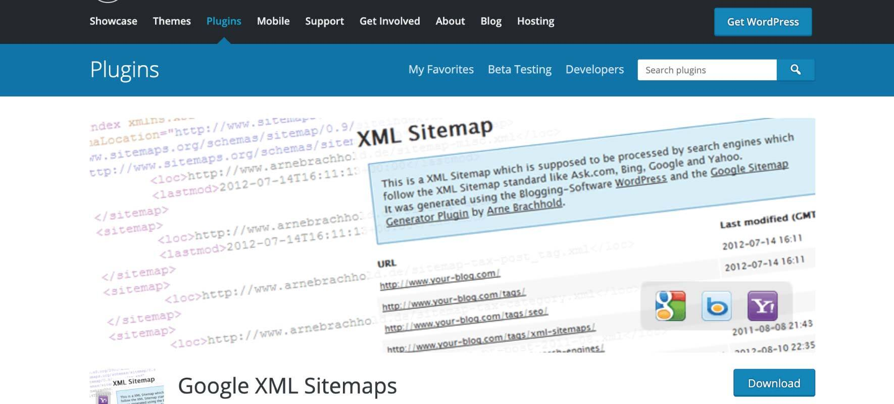 Best Sitemap Generator Tools Google XML Sitemaps