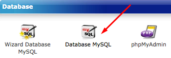 Installare WordPress per fare un blog: come creare il database MySQL