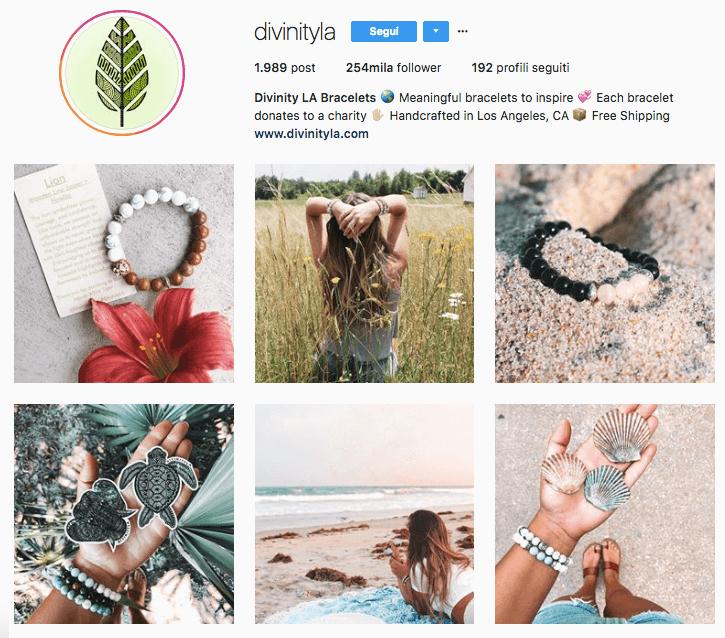 DivinityLA su Instagram: account belli da seguire