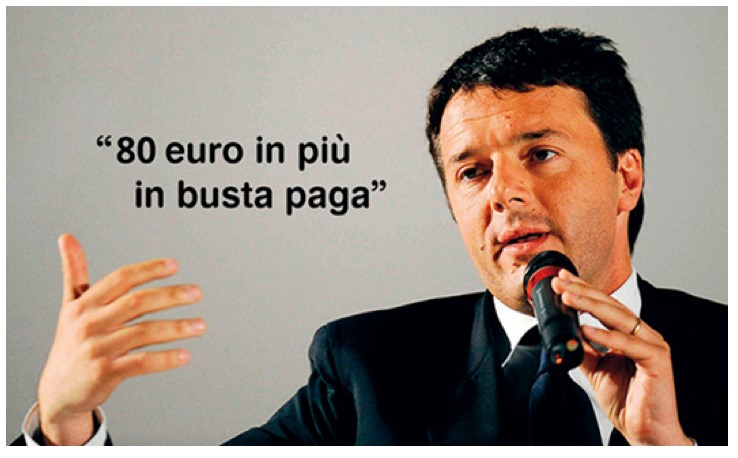 Campagna Regni 80 euro. Analisi di Neuro Marketing