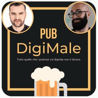 Un nuovo podcast sul marketing online: Pub Digimale