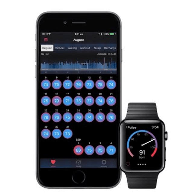 heartwatch la startup per la salute