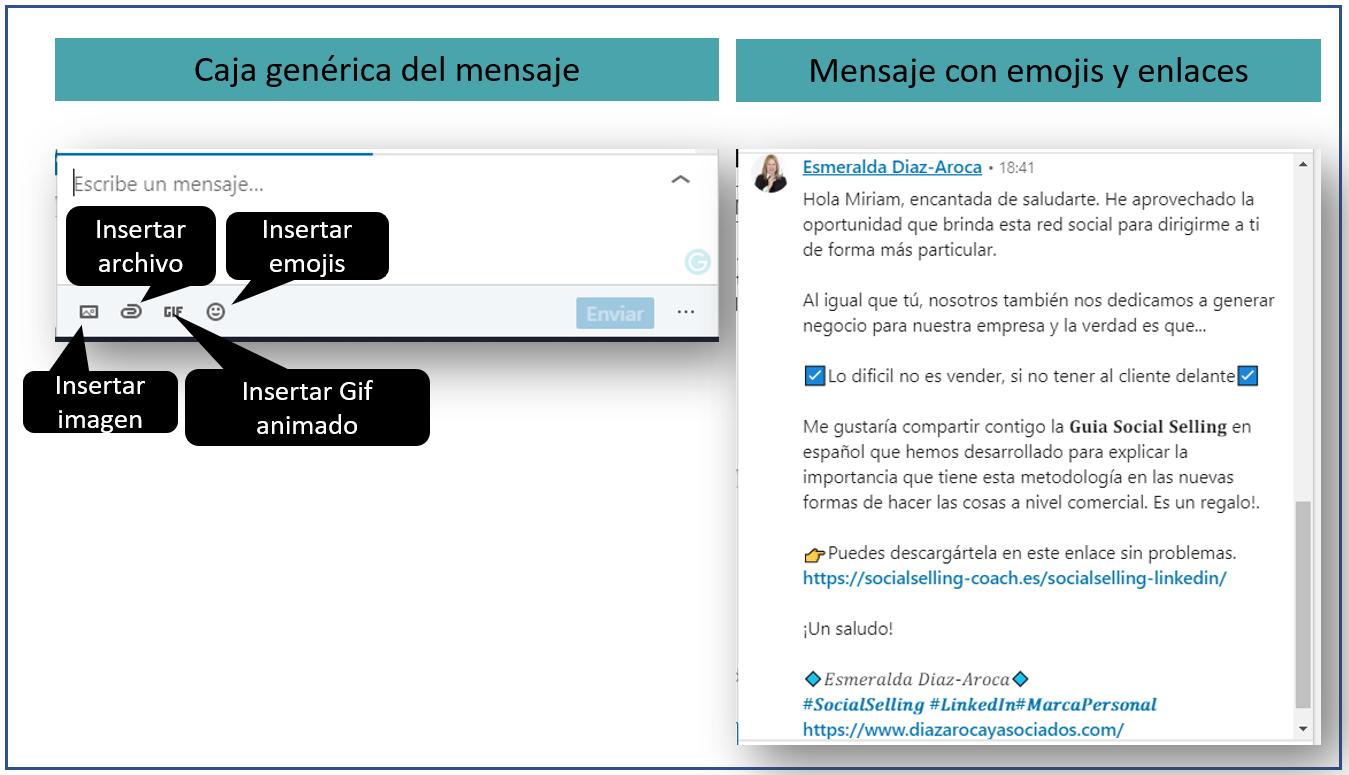 Estrategia de contenidos en LinkedIn - Tips para escribir mensajes