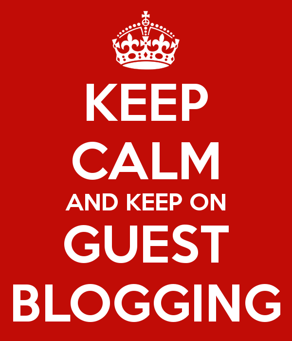 Keep On Guest Blogging