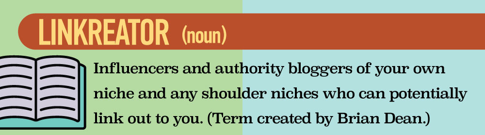 Linkreator-Definition