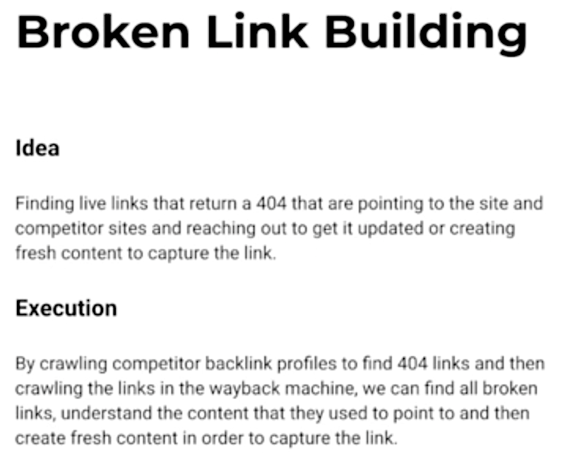 Weekly Wisdom with Ross Tavendale: Technical Link Building. Image 5