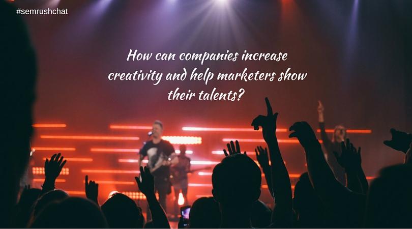 How can companies increase creativity
