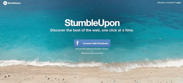 Come usare StumbleUpon: tecniche SEO