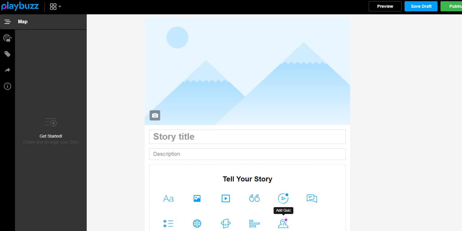 Playbuzz: contenuti interattivi per fare storytelling