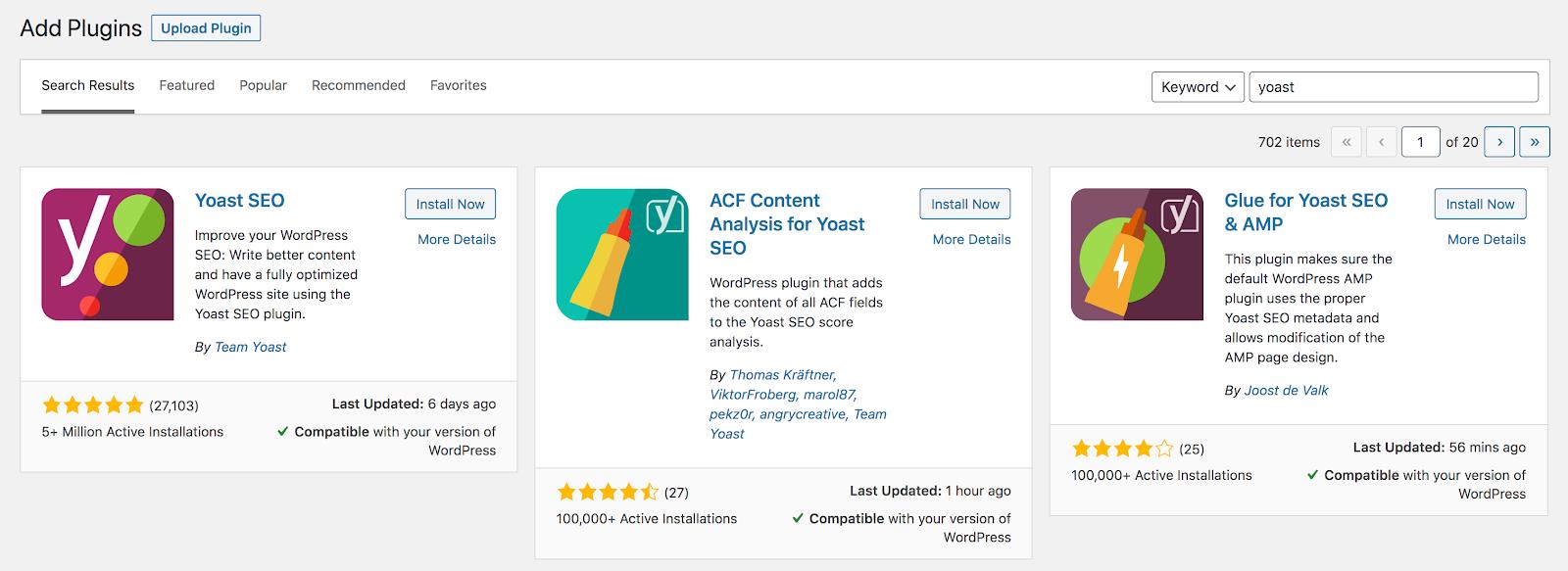 SEO per WordPress: 20 suggerimenti per migliorare il tuo posizionamento. Immagine 2