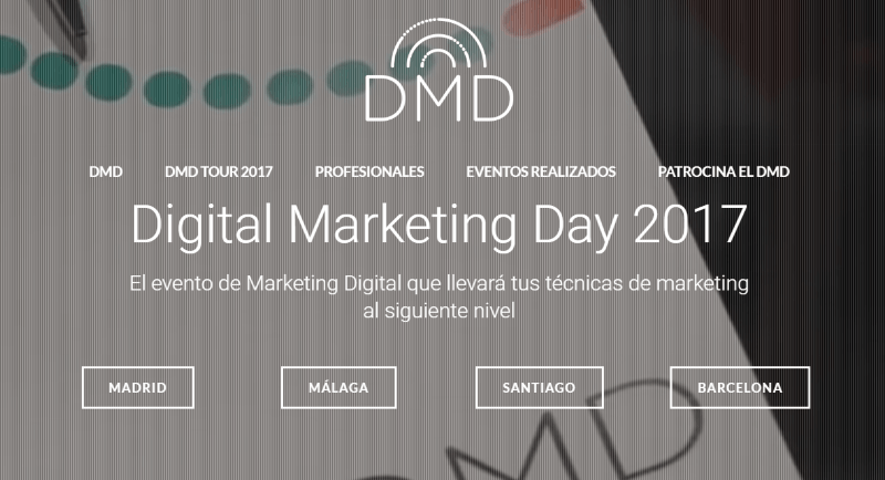 11 Eventos de marketing digital y social media imprescindibles en 2017. Imagen 2