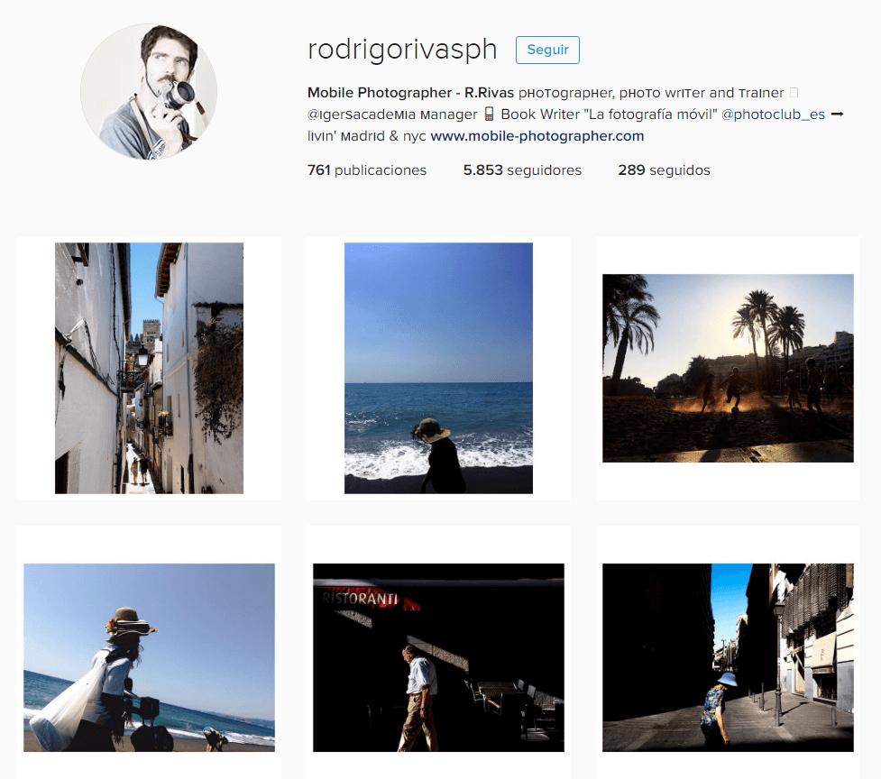 Acciones Instagram - incluye llamadas a la acción
