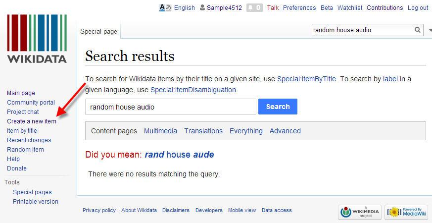 wikidata-create-new-item
