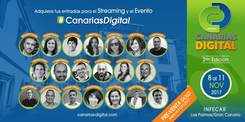 11 Eventos de marketing digital y social media imprescindibles en 2017. Imagen 11