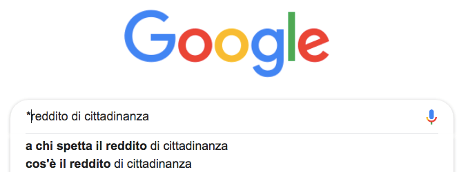 Come trovare le domande degli utenti su Google