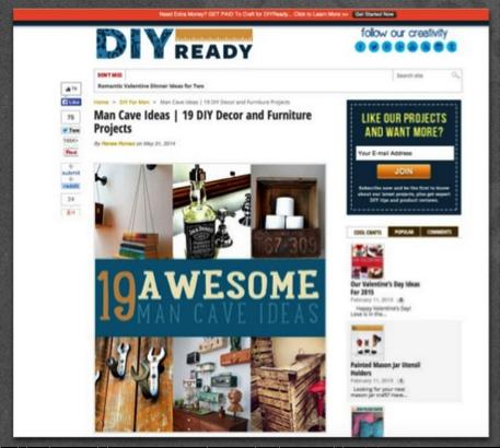 DIY article