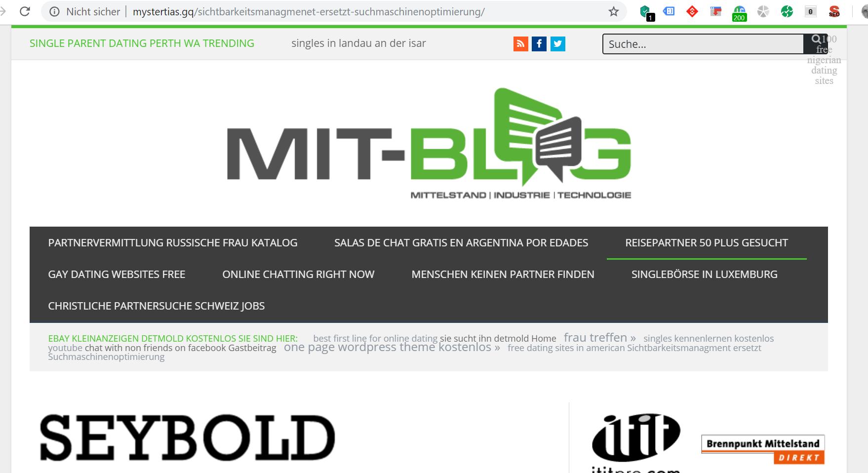 Beispiel: Domain-Fälschung