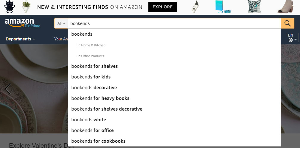 Amazon Auto fill for KW research