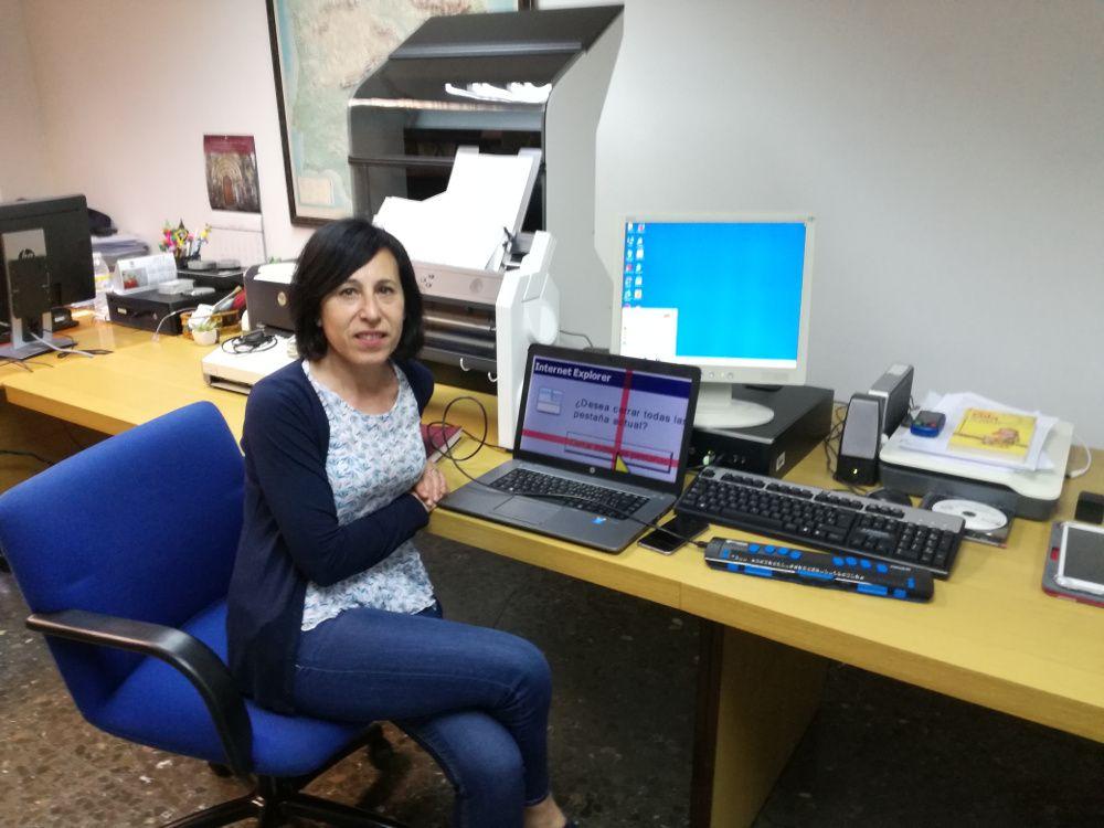 Accesibilidad web - Victoria Fernández, ONCE