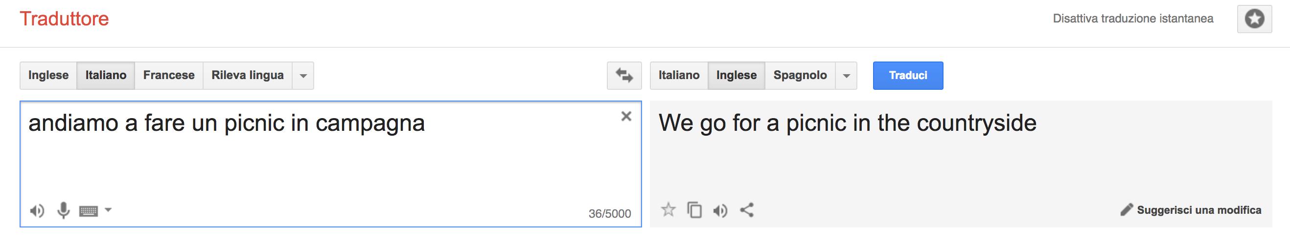 Come funziona Google Translate: riflessioni sulla SEO Copywriting