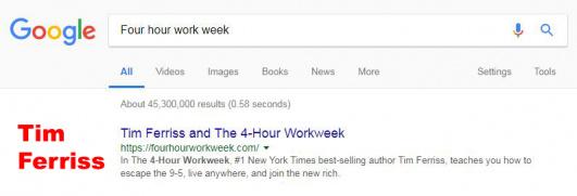 Tim Ferriss è un riferimento per il metodo lavorare 4 ore a settimana