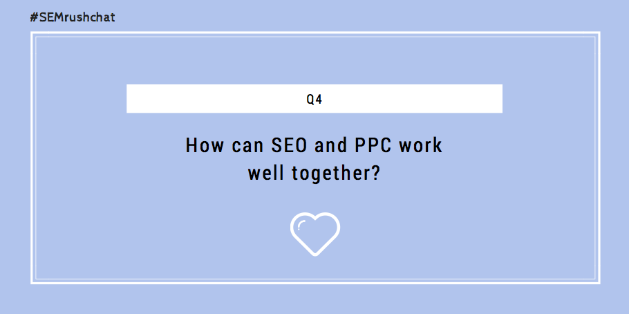 How can SEO and PPC work well together?