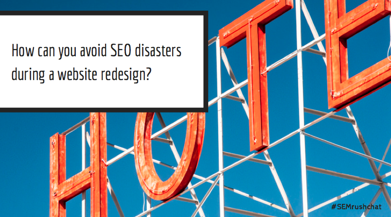 How to avoid SEO disaster